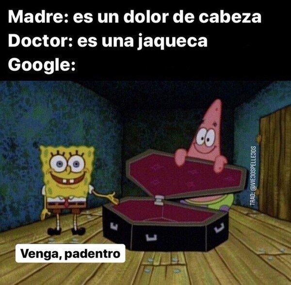 Nombre:  CC_2727571_027343109c6e4447b229e2d4d68203c3_meme_otros_porque_lo_diga_el_medico.jpg Visitas: 516 Tamaño: 67.1 KB