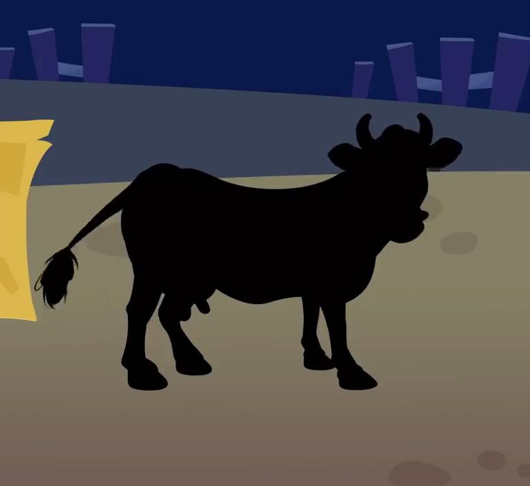 Nombre:  La Vaca negra.jpg Visitas: 695 Tamaño: 70.3 KB