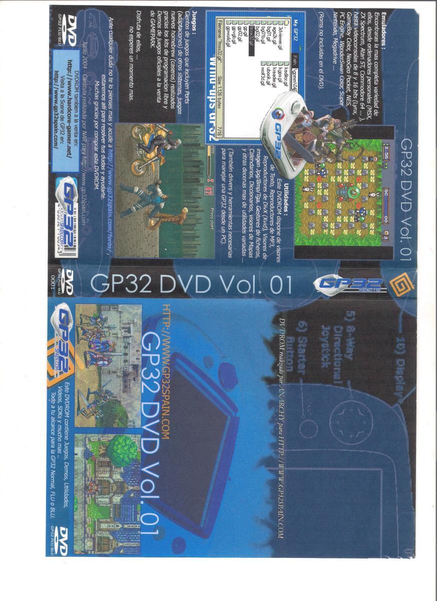 Nombre:  DVD GP32.jpg Visitas: 126 Tamaño: 178.9 KB