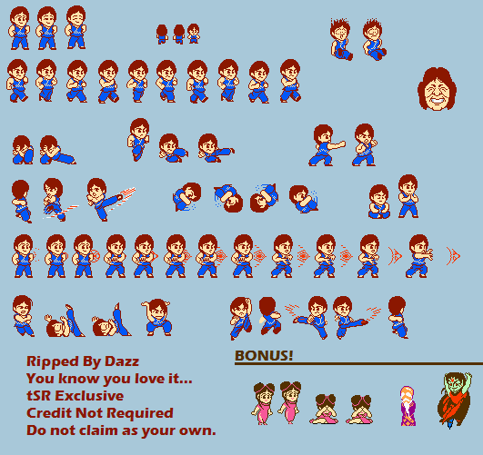 Nombre:  NES - Jackie Chans Action Kung Fu - Jackie Chan.png