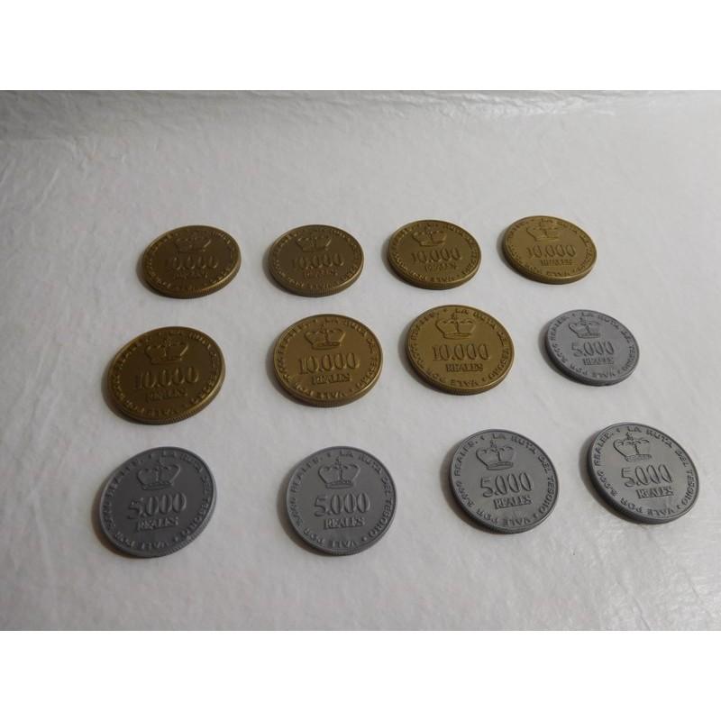 Nombre:  lote-de-13-monedas-ruta-del-tesoro-de-10000-y-5000-reales-cefa.jpg Visitas: 195 Tamaño: 78.5 KB