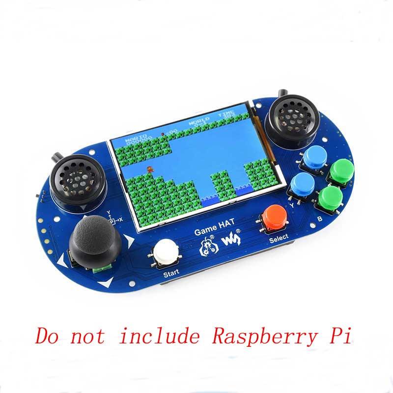 Nombre:  Raspberry-Pi-3B-juego-de-3-5-pulgadas-LCD-HDMI-LCD-Gamepad-en-para-Raspberry-Pi.jpg Visitas: 252 Tamaño: 54.1 KB