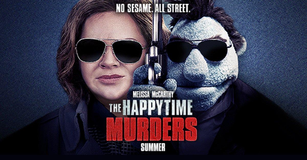 Nombre:  Happytime-Murders-Poster.jpg Visitas: 219 Tamaño: 131.2 KB