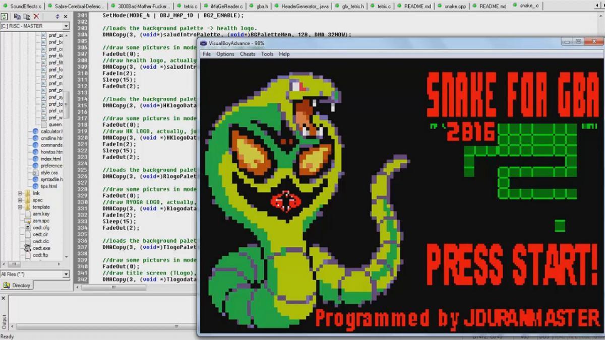Nombre:  xxxxxx_snake4GBA.jpg Visitas: 185 Tamaño: 128.3 KB